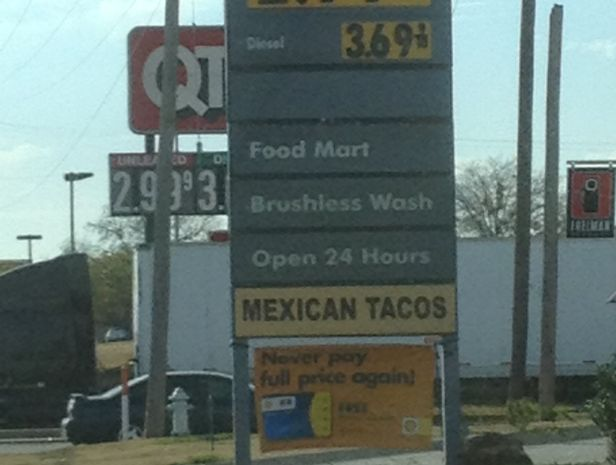 Really? Is there any other kind of tacos?