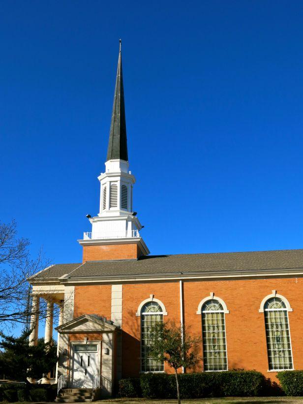 The Richland Hills United Methodist Church