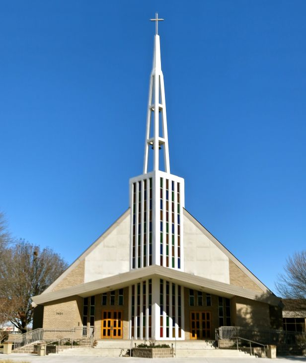 St John The Apostle Catholic Church