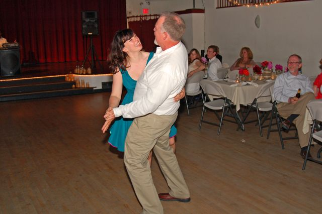 Ask me sometime about the Father-Daughter dance - Tiff did something really special for us   (photo by Doyt Sheets)