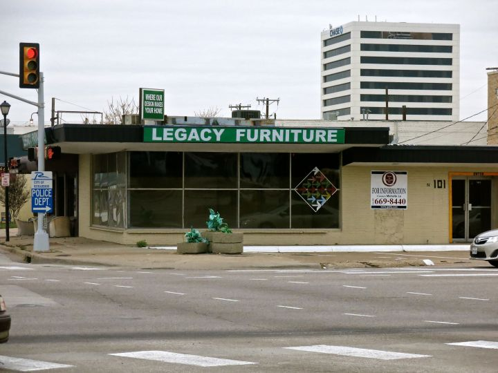 """Legacy Furniture"" is out of business - maybe it was the name, but I don't know..."