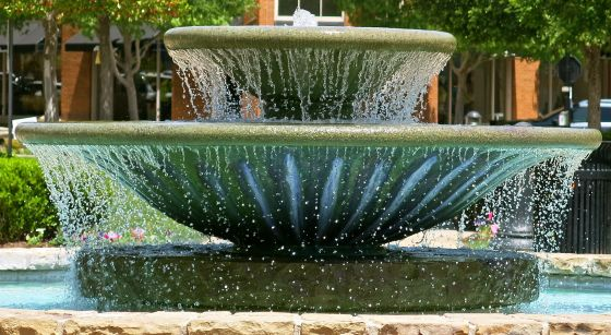 Tier fountains are my favorite….